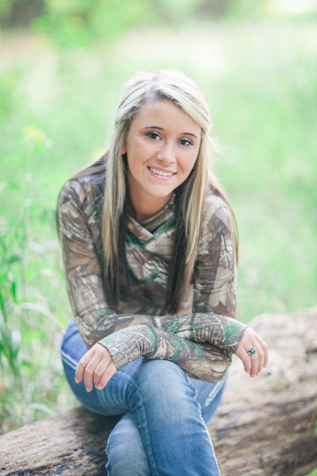 camo senior pictures - Google Search