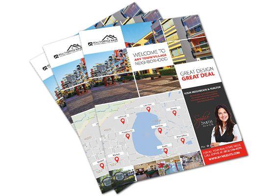 Best 25+ Real estate flyers ideas on Pinterest   Real estate ...