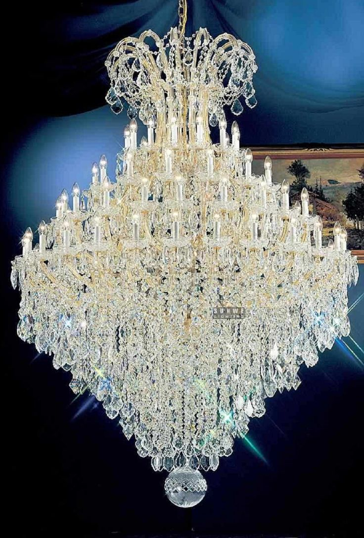Maria Theresa Chandeliers Crystal