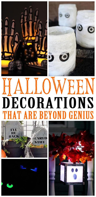 Halloween decorations Spooky creepy scary decoration