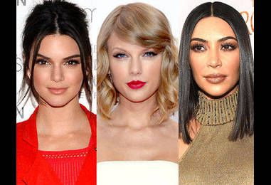 Kim Kardashian Talks Taylor Swift, Says She Doesn't Think Kendall Jenner Was Ever in Singer's Squad