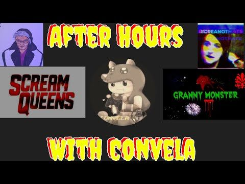 After Hours With Convela Wolfspirits Welcome to Granny Monster Channel on You Tube Thanks Convela Wolfspirits https://www.youtube.com/channel/UC32GxQ2xMiDcAtRRRBOElDw I was setting here thinking about the 20th of this month and it's effect it will have in a long term on you tube I was glad to have our Convela join me for some good times great laughs and shocking entertainment! What can I say? Life is good and end of the day I'm happy!