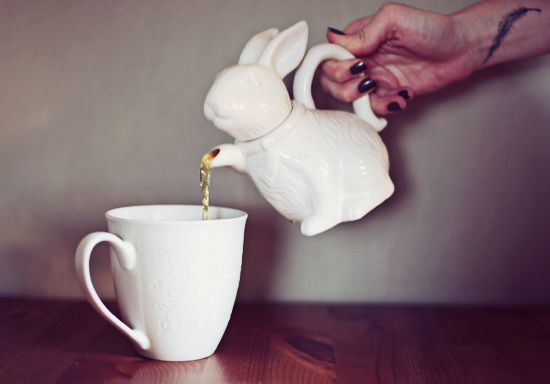 This has got to be the cutest teapot ever!