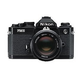 Nikon FM 2 Black Camera Body    The FM2/n has a long-standing reputation for reliability and durability[1]. It has an extremely strong body of copper silumin aluminum alloy[2]. #camera #nikon