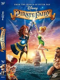 Tinker Bell 5 Hadas Y Piratas [2014][BRrip][Latino][MultiHost] | BRRIPYDVDRIPLATINO