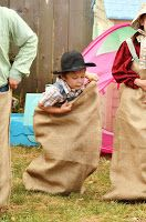 Proverbs 31 Woman: A Little House on the Prairie Birthday Party -- I love this! So fun.