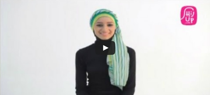 HIJAB TUTORIAL STYLE 10     Check the designers collections at HijUp.com  Get Up with your Hijab and Be Fabulous with HijUp! ♡     Song: Be Okay - Ingrid Michaelson  Thanks to Meriem Jahjah (French Internship Student at HijUp.com)  ___________________________________  Visit our youtube channel and find a lot of hijab inspiration there!  Happy Watching, Dear :)