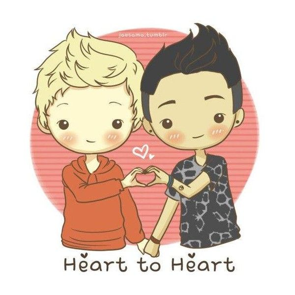 One Direction Anime 2 ❤ liked on Polyvore featuring one direction, 1d, pictures and backgrounds