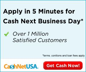 NEWCASH50 - 50% OFF Initial Loan Fees Extended Thru 6/30