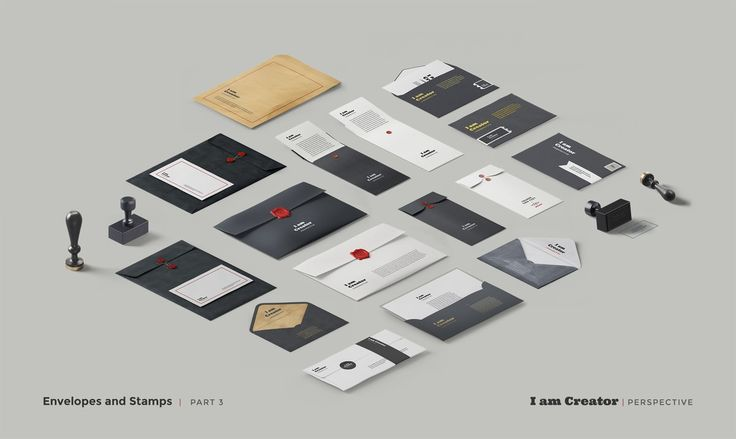 Envelopes and Stamps • Lstore.graphics