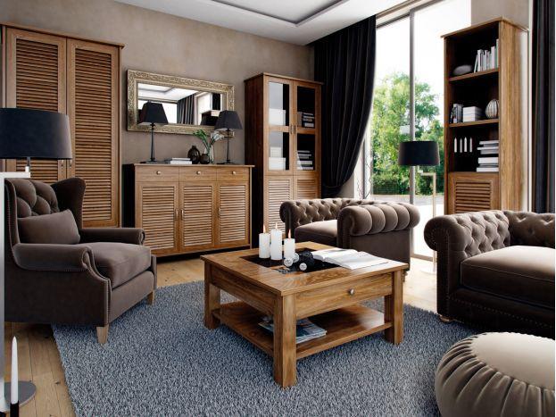 Moderní obývací pokoj Cintia