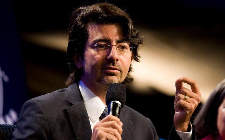 eBay founder Pierre Omidyar commits $100m to fight 'fake news' and hate speech