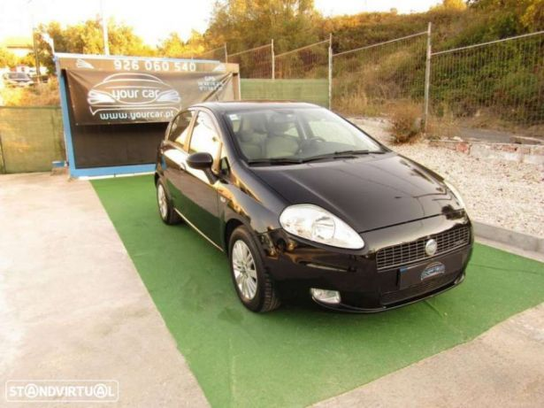 Fiat Punto 70 JTD Multijet Dynamic preços usados