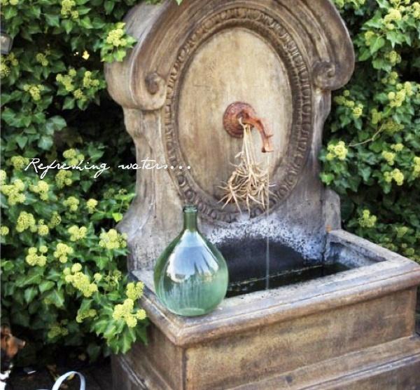 plus de 1000 id es propos de fontaine le murmure de ton eau sur pinterest. Black Bedroom Furniture Sets. Home Design Ideas