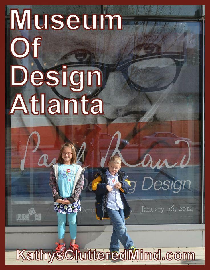 Museum Of Design Atlanta (MODA) Homeschool Day Review