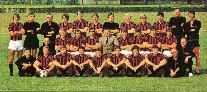 Milan 1970 1971