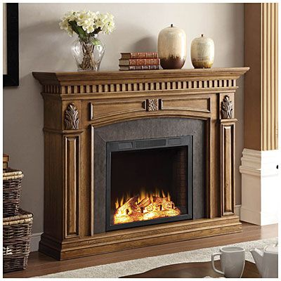 11 inch depth fireplace