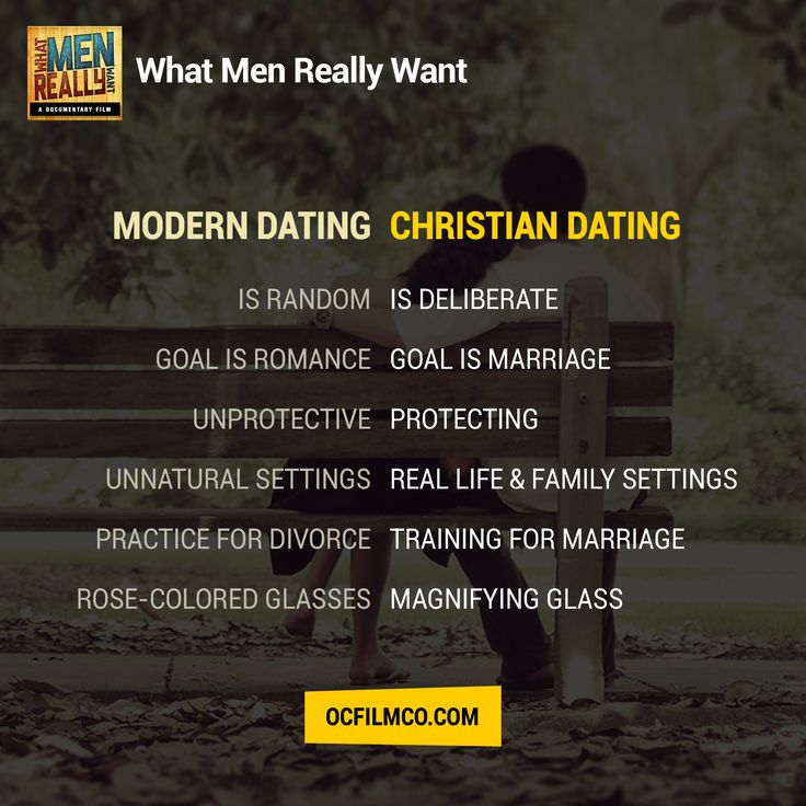 christian courtship versus dating advice