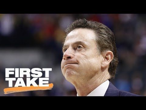 First Take reacts to Rick Pitino out at Louisville | First Take | ESPN - YouTube
