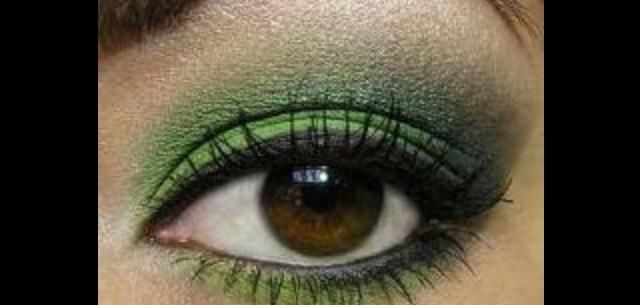 nxnxx: Ninjas Turtles, Eye Makeup, Green Fat, Eye Shadows, Brown Eye, Green Smokey Eye, Eyeshadows, Green Eye