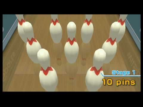 Wii Sports Training: Bowling - (More info on: https://1-W-W.COM/Bowling/wii-sports-training-bowling/)
