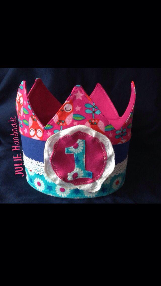 Geburtstagskrone by JULIE Handmade