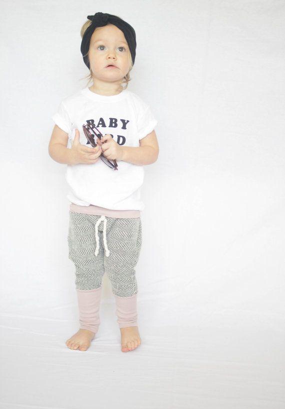 Maglia bambino Harem Pants, pantaloni comodi del bambino