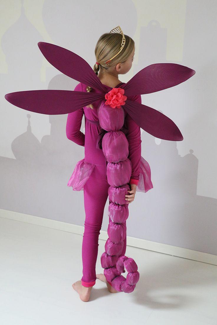 Soft Cactus - verkleedkledij libelle