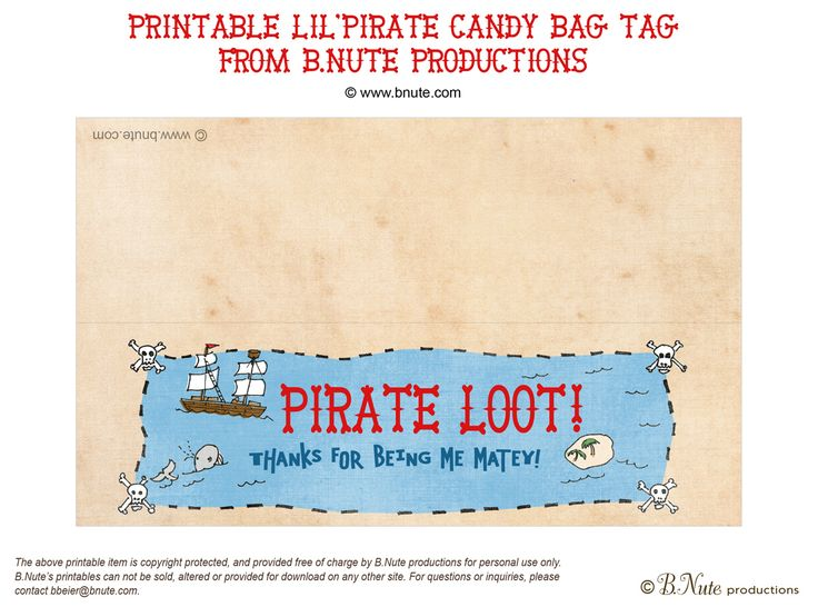 18 best Pirate Party images – Kids Pirate Party Invitations