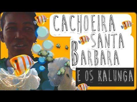 Cachoeira St Barbara e os Kalungas de Cavalcante 🚐  Kombi Trip