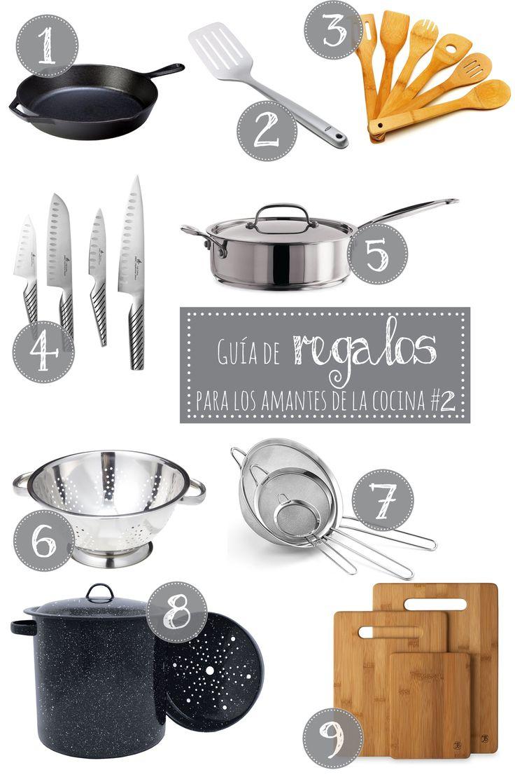 Guia De Regalos Para Los Amantes de la Cocina Cocinas Kitchen, Food Hacks, Food Tips, Measuring Cups, Kitchen Gadgets, Christmas Gifts, Cooking, Sweet, Blog