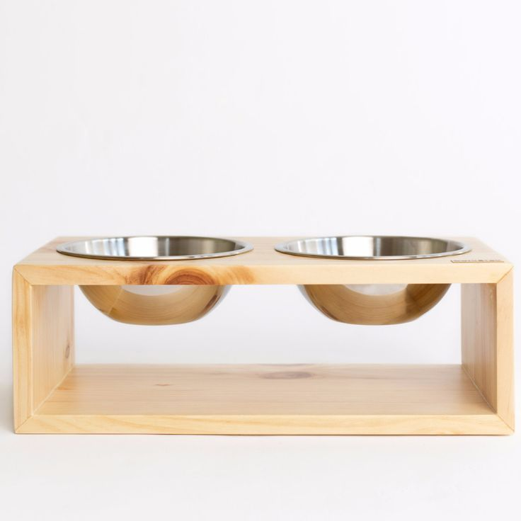 Barketek 'ICE' Elevated Dual Pet Bowl/ Feeder => Available Here: https://petlifestyle.com.au/products/barketek-elevated-dog-feeder
