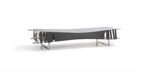 Garden bench / contemporary / stainless steel BUNDLE by Lionel Doyen   EXTREMIS