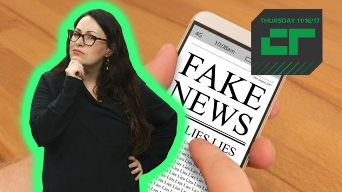 Crunch Report   The tech companies helping to educate the public on fake news and how to get free Postmates Unlimited