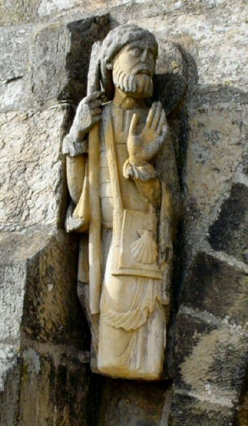 Pilgrims bag 11th Century Statue of James the Apostle.JPG (106.25 KiB) Viewed 6847 times