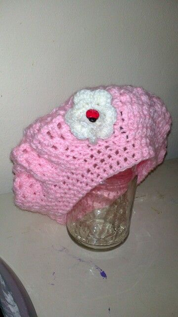 Knitting Patterns For Stillborn Babies : Boina tejida al crochet,diseno propio tejidos Pinterest