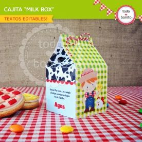 Granja: milkbox