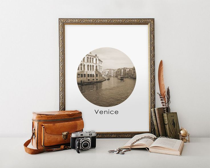 Wall Art Italy Digital Print Venice Poster Art Italy Wall Art Print Venice City Art Venice City Print Italy Wall Decor Italy Geometric - Digital Download wall art wall art prints digital download wall art wall art printables