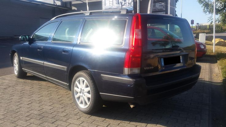 Volvo v70 d5 2.4 tdi break 163 cv optimum