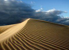 Tapeta Krajobrazy Pustynie Piasek