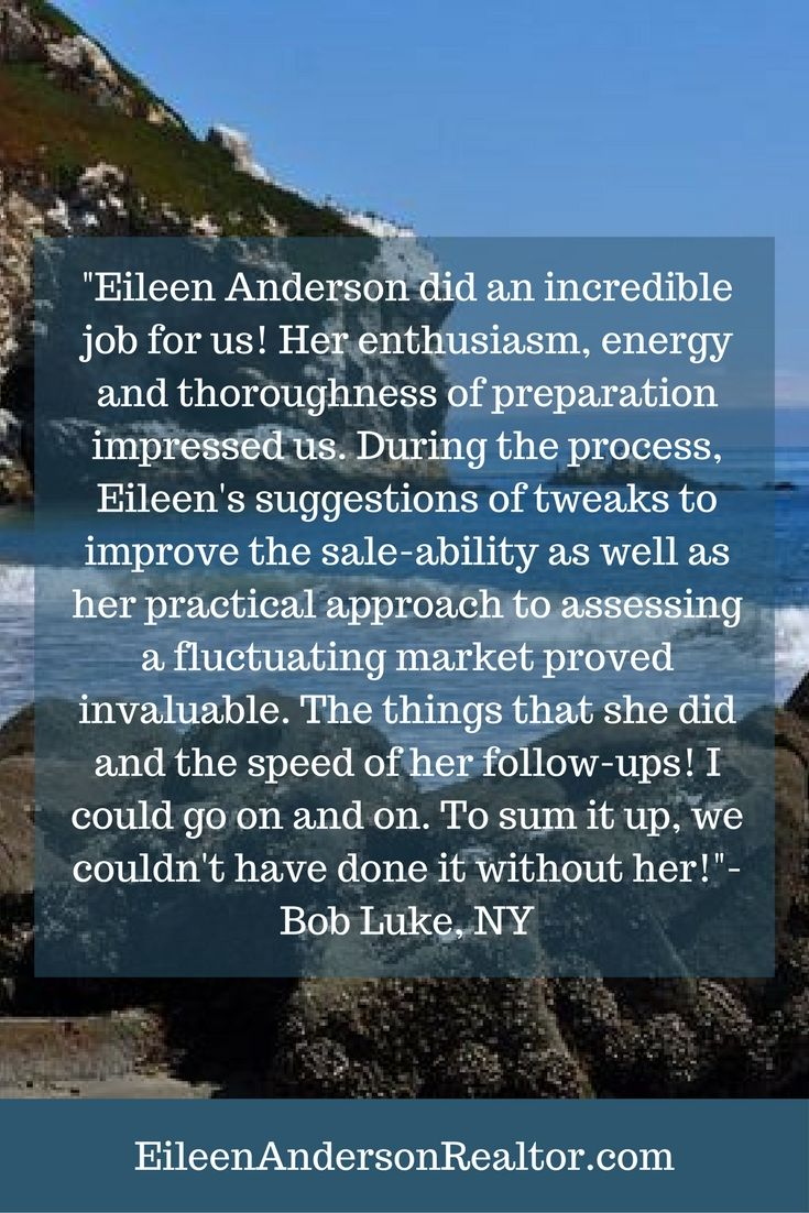 What are my Real Estate customers saying about their Real Estate Experience when having sold a home or bought a home with me? Browse here to read about my Connecticut customers from #WestHartford  #Simsbury #Canton #Granby #Farmingtonvalley #Farmington #Avon and #Hartford county! Read more reviews here: http://www.eileenandersonrealtor.com/testimonials-reviews-top-realtors-ct/#EileenAnderson #WestHartforrealtor #Simsburyrealtor #Avonrealtor #Farmingtonrealtor #granbyrealtor #cantonrealtor…