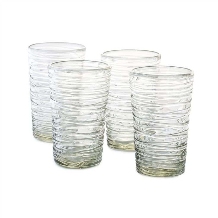 Woodland Recycled Drinkware Collection (491571356), Recycled Glassware Sets, Carnival Glass & More | bambeco