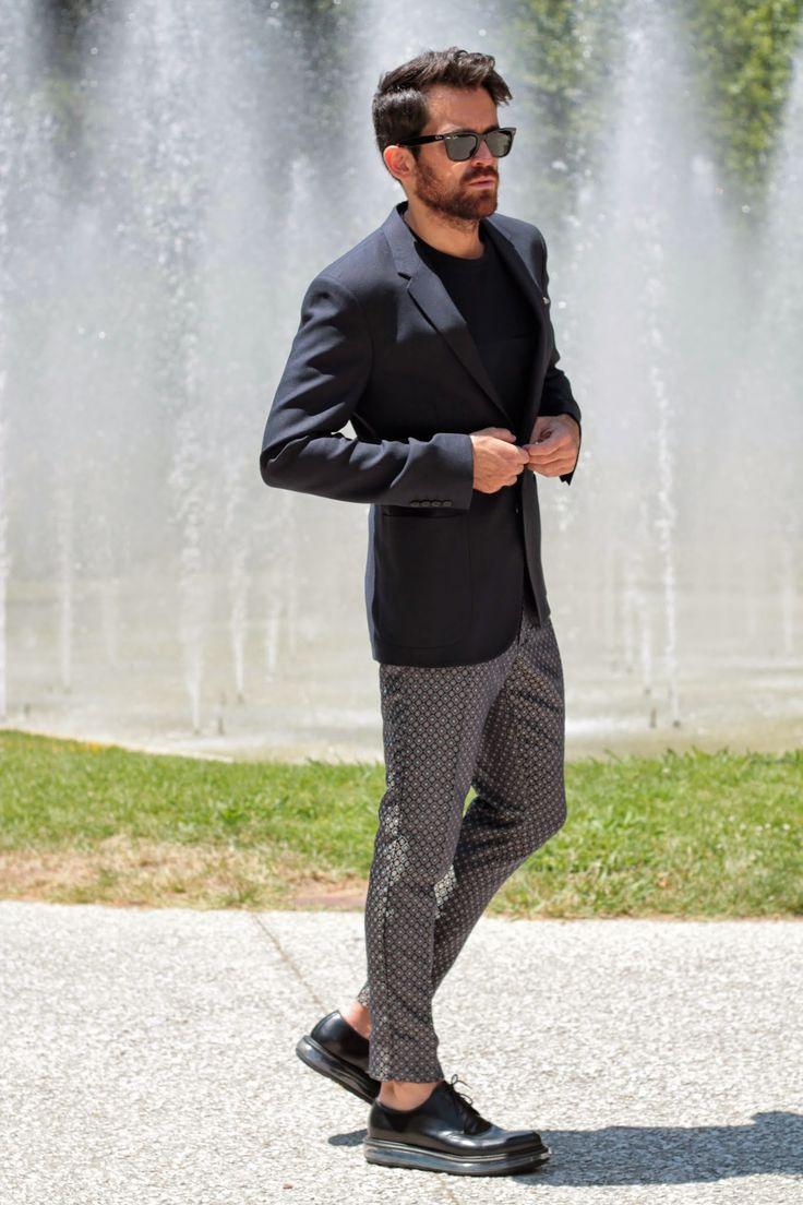 S Fashion Men Summer