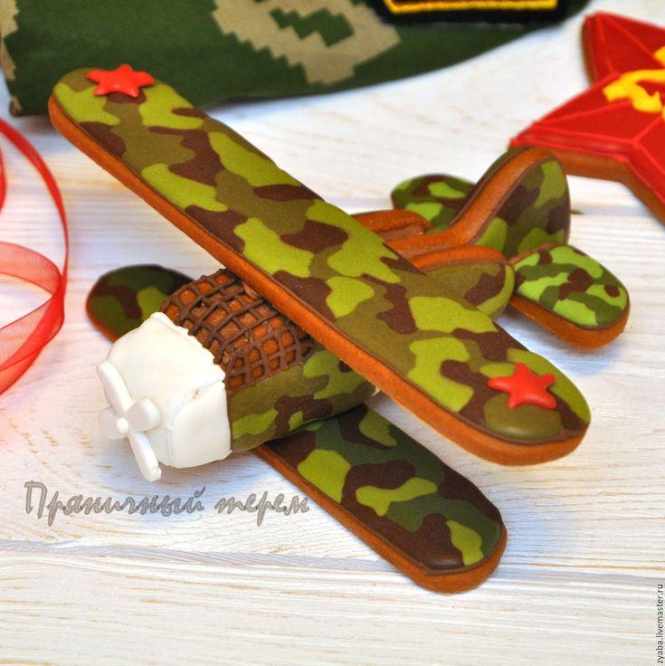 Пряничный самолёт Ан-2 – купить или заказать в интернет-магазине на Ярмарке Мастеров   Эти замечательные пряничные Ан-2 (ласково их…