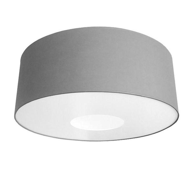 15 best lighting images on pinterest lamp shades fabric 70cm extra large oversize grey drum shade aloadofball Choice Image