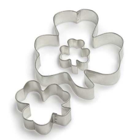 St. Paddy's Day Cookie Cutters