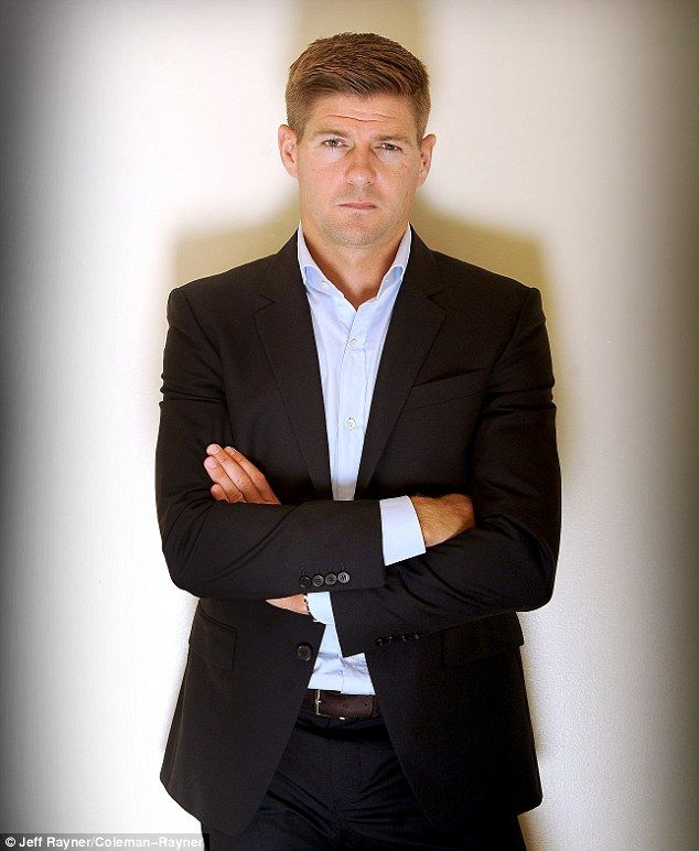 Starting on Saturday, Steven Gerrard's explosive book is being serialised by Sportsmail...