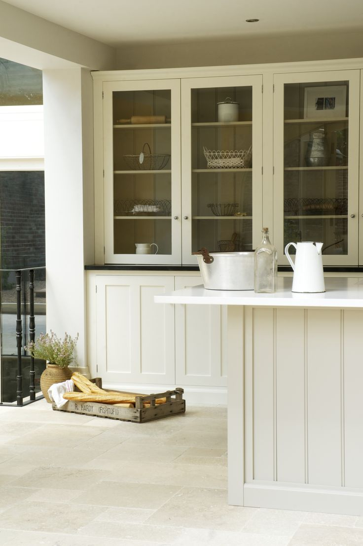 The wonderfully rustic Country Mix Tumbled Travertine