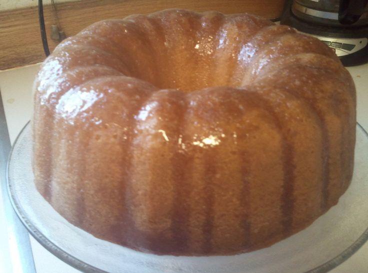 """Bust Your Buttons Butter Cake One of the best cakes I've ever made. It's a must try! EXCELLENT (I've made this cake for funerals and it looks very deceiving, like """"eh, it's just a plain old cake"""" people will walk right on by it, but they are crazy!!!)"""