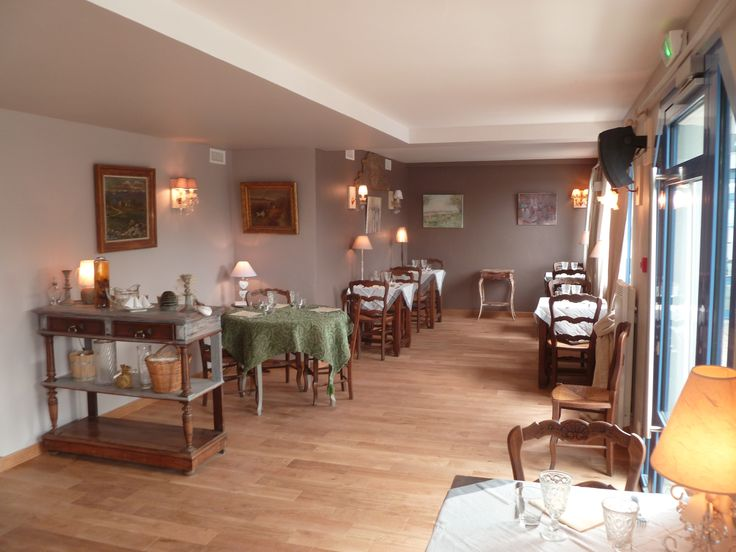 salle de repas du Nina d'Asti